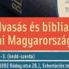 Bibliafordítások és beszélgetések – konferenciabeszámoló, képek + hanganyag