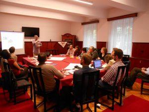 Nemzetközi jelnyelvi workshop a Magyar Bibliatársulat szervezésében